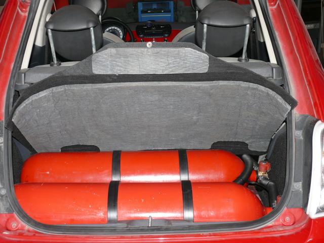 Fiat 500 metano 2 leaderauto - Bombole metano per casa ...